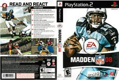 Madden 2008 Prices Playstation 2 | Compare Loose, CIB & New