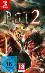 Attack on Titan 2 PAL Nintendo Switch Prices