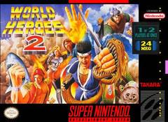 World Heroes 2 Super Nintendo Prices