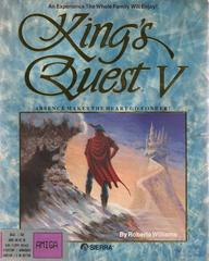 King's Quest V: Absence Makes The Heart Go Yonder Amiga Prices