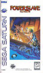 Powerslave Sega Saturn Prices
