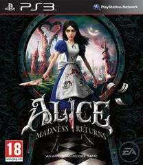 Alice: Madness Returns PAL Playstation 3 Prices