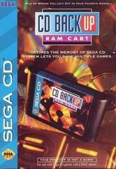 Backup RAM Cart Sega CD Prices