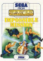 Impossible Mission PAL Sega Master System Prices