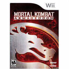 Mortal Kombat Armageddon Wii Prices
