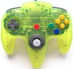 Extreme Green Controller Nintendo 64 Prices