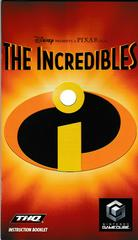 Manual - Front | The Incredibles Gamecube