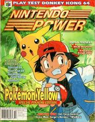 [Volume 125] Pokemon Yellow Nintendo Power Prices