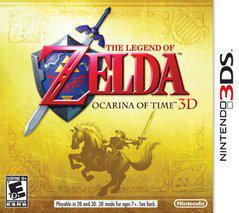 Zelda Ocarina of Time 3D Nintendo 3DS Prices
