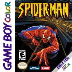 Spiderman GameBoy Color Prices