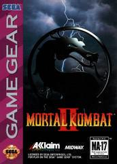Mortal Kombat II Sega Game Gear Prices
