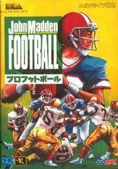 John Madden Football '92 JP Sega Mega Drive Prices