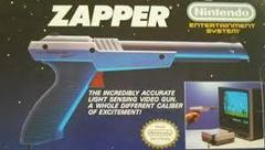 Zapper Light Gun - Box   Zapper Light Gun NES