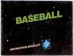 Baseball - Instructions   Baseball NES