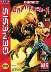 Splatterhouse 3 Sega Genesis Prices