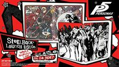 Persona 5 [Steelbook Edition] Playstation 4 Prices