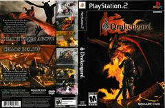 Artwork - Back, Front | Drakengard Playstation 2
