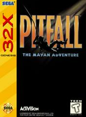 Pitfall Mayan Adventure Sega 32X Prices