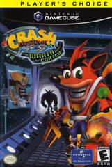 Case - Front (Players Choice) | Crash Bandicoot The Wrath of Cortex Gamecube