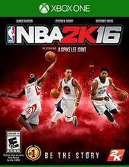 NBA 2K16 Xbox One Prices