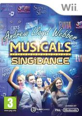 Andrew Lloyd Webber Musicals: Sing and Dance PAL Wii Prices