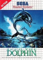 Ecco the Dolphin PAL Sega Master System Prices