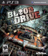 Blood Drive Playstation 3 Prices