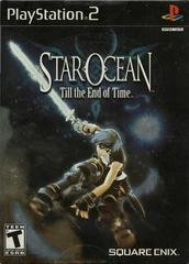 Outer Box Front | Star Ocean Till the End of Time Playstation 2