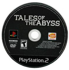 Game Disc | Tales of the Abyss Playstation 2