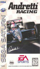 Andretti Racing Sega Saturn Prices