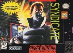 Syndicate Super Nintendo Prices