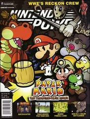 [Volume 185] Paper Mario: 1000 Year Door Nintendo Power Prices