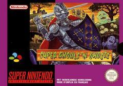 Super Ghouls 'n Ghosts PAL Super Nintendo Prices