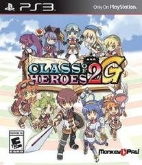 Class of Heroes 2G Playstation 3 Prices