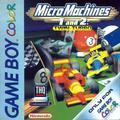 Micro Machines 1 and 2 Twin Turbo | PAL GameBoy Color