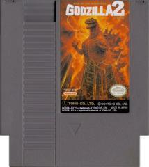 Cartridge   Godzilla 2 NES