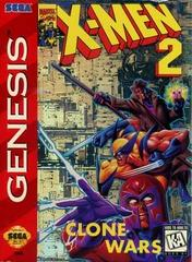 X-Men 2 The Clone Wars Sega Genesis Prices