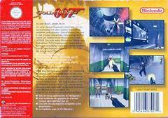 007 GoldenEye - Back | 007 GoldenEye Nintendo 64