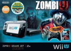 Wii U Console Deluxe: ZombiU Edition Wii U Prices