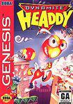Dynamite Headdy Sega Genesis Prices