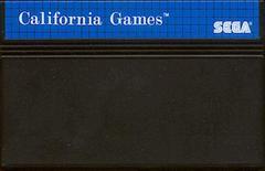 California Games  - Cartridge | California Games Sega Master System