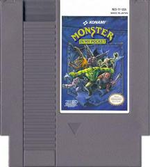 Cartridge | Monster in My Pocket NES