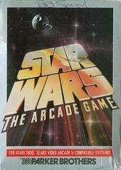Star Wars The Arcade Game Atari 2600 Prices