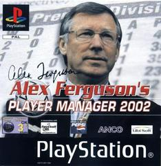 Alex Ferguson's Player Manager 2002 PAL Playstation Prices