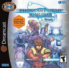 Phantasy Star Online Version 2 Sega Dreamcast Prices