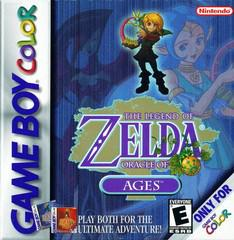 Zelda Oracle of Ages GameBoy Color Prices