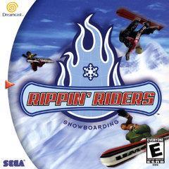 Rippin' Riders Snowboarding Sega Dreamcast Prices