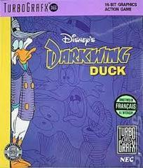 Darkwing Duck - Front | Darkwing Duck TurboGrafx-16