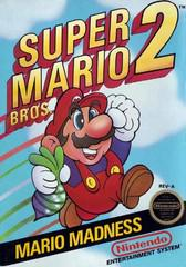 Super Mario Bros 2 NES Prices