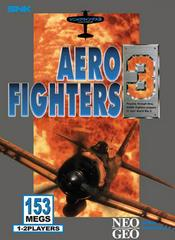Aero Fighters 3 Neo Geo Prices